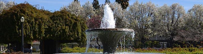 Rose Garden, San Jose CA